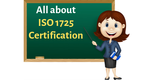 ISO Certification in India | ISO 17025 Certification