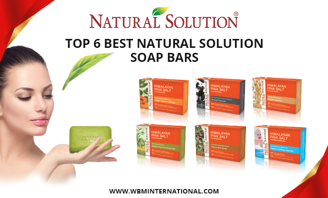 Top 6 Best Natural Solution Soap Bars
