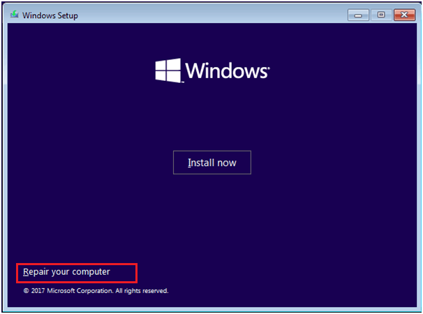 """How to Fix """"Recovery Your PC needs to be repaired"""" Error on Windows 10"""