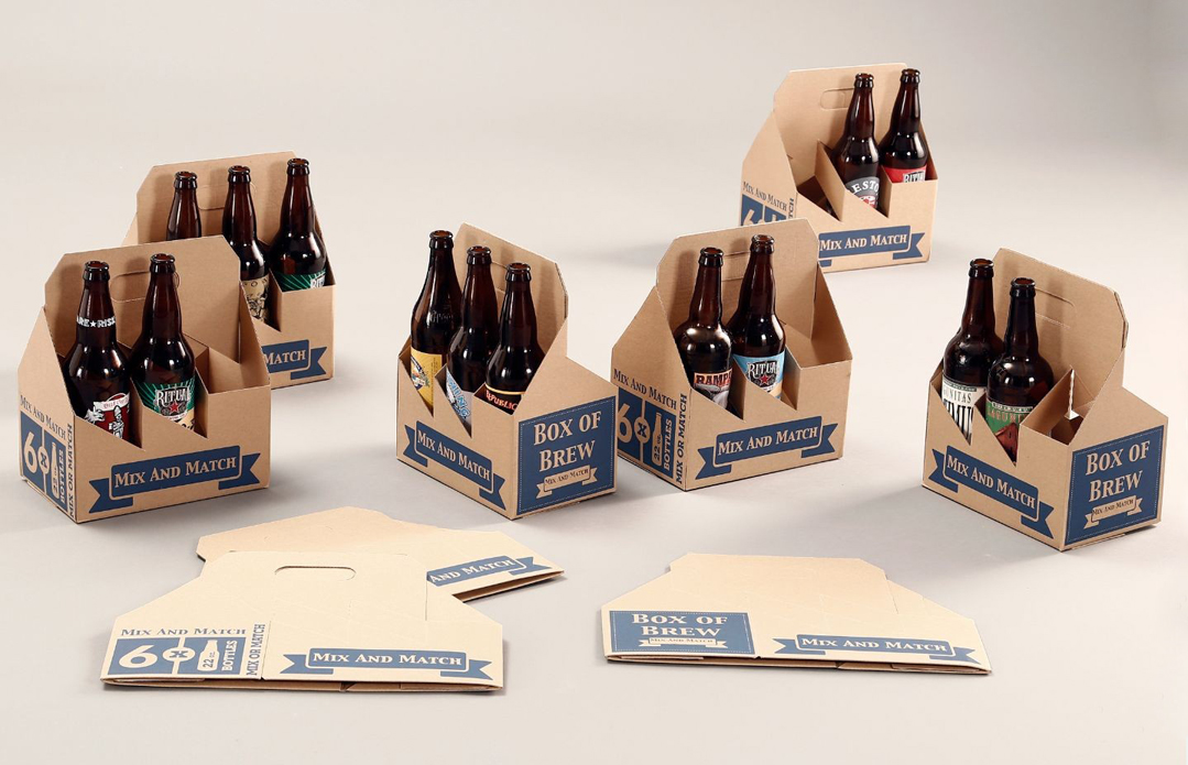 Avail The Most Innovative Selection Of Kraft Carrier Boxes?