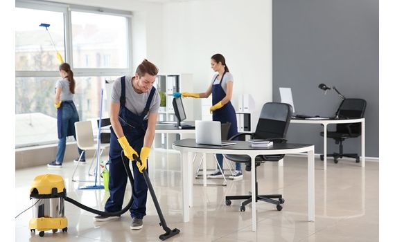 Rectifying some Common misconceptions about Commercial Cleaning
