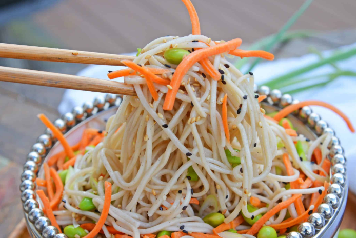 2 Amazing Recipes Using Organic Soba Noodles You Can Cook Tonight