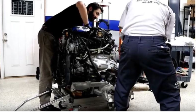 What Are Used, Remanufactured, Rebuilt, Crate Engines