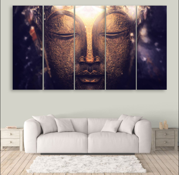 3 Reasons to Get Buddha Painting for Your Space