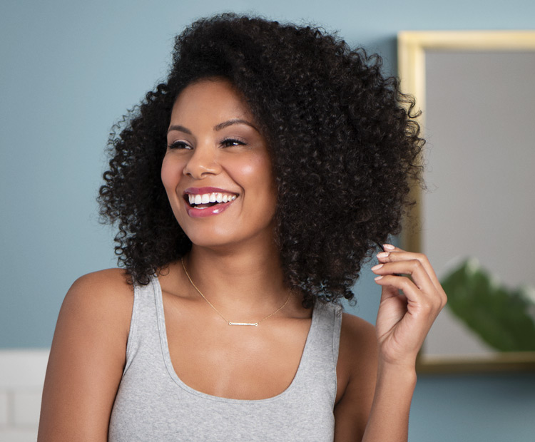 The Perfect Curly Hair Routine