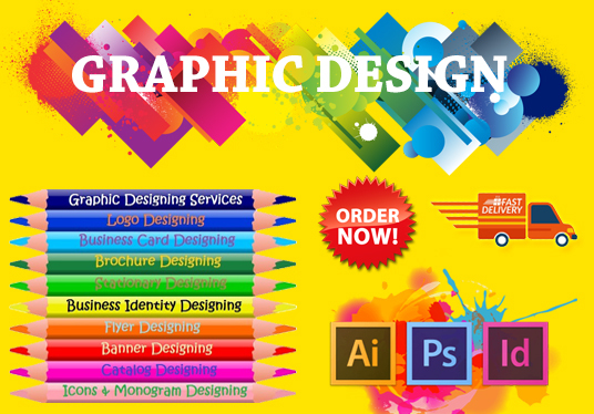 Importance of Graphic Design Services