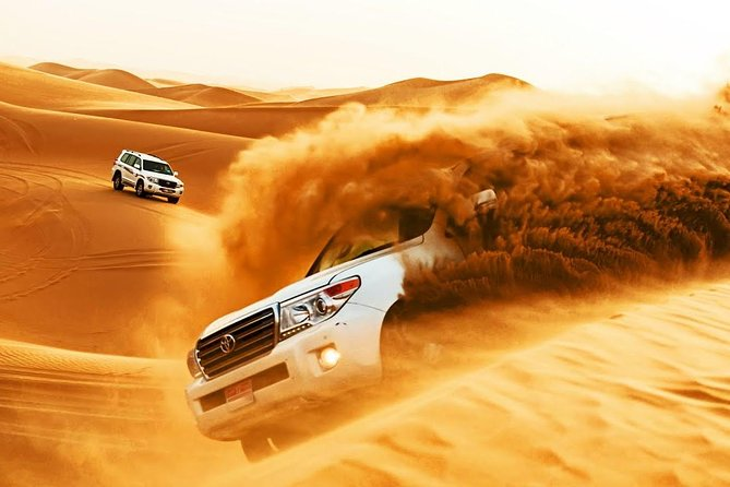VIP Dubai Desert Safari Tour-A Must Visit Destination