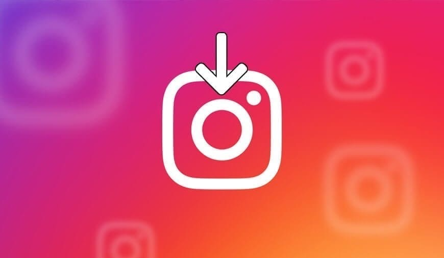 How can I save an Instagram video?