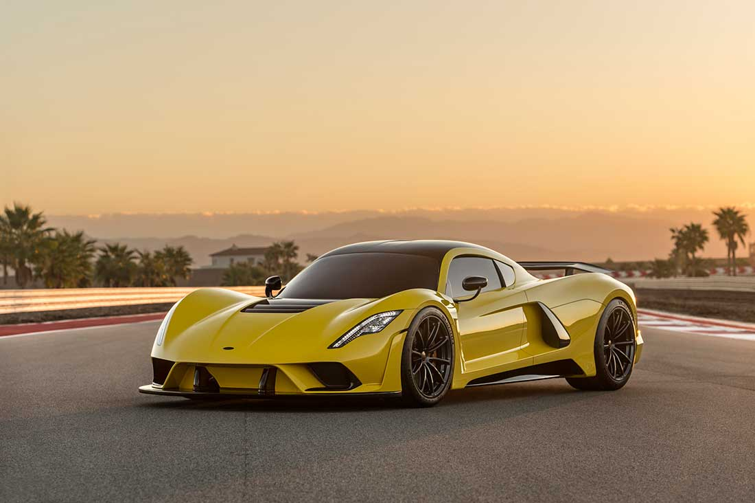 The 10 Fastest Cars in the World Currently on Sale