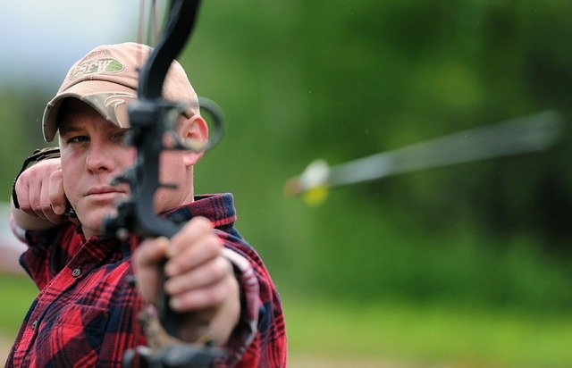 proper way to Hunting with compound Bow