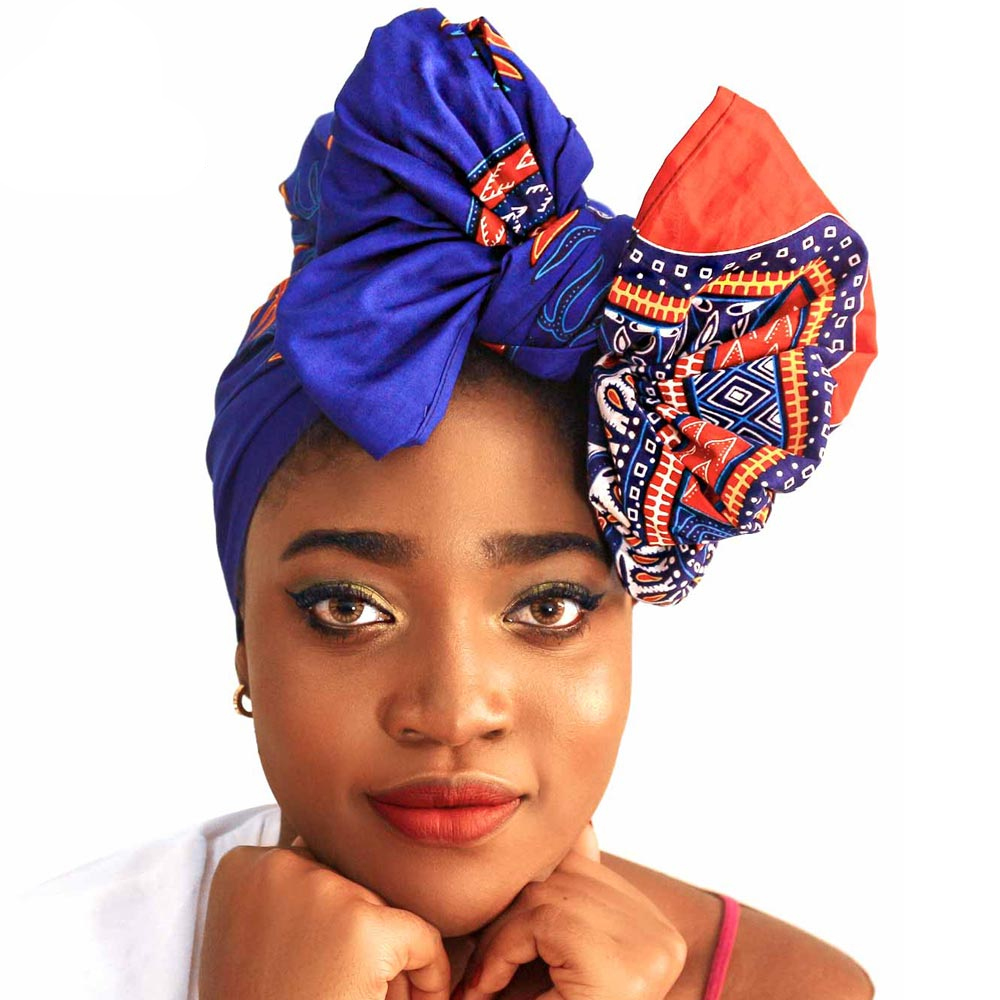 Best Place to Buy a ANKARA HEADWRAP SCARF