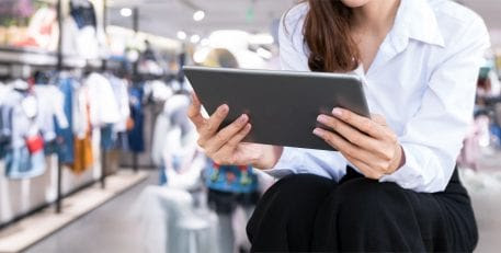 DIGITAL WAY OF CLOTHES SHOPPING