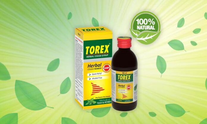 cough syrup Torex