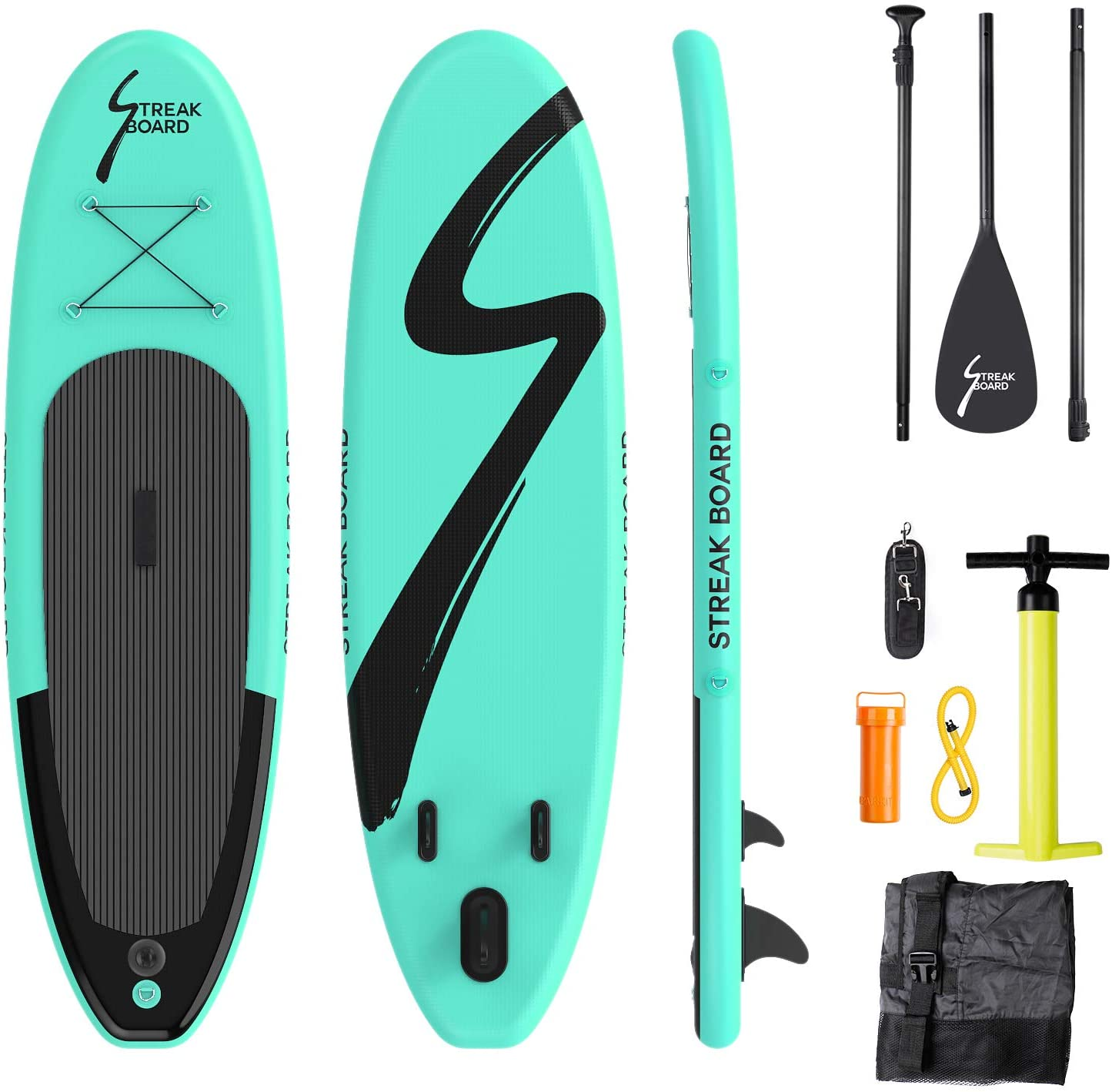 Inflatable Paddle Boards – Key Features and Advantages